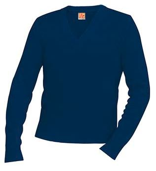 Berchmans V-Neck Sweater